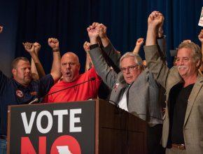 Missouri Union Leaders