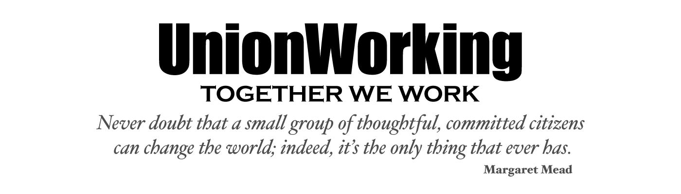 Talking Points | UnionWorking